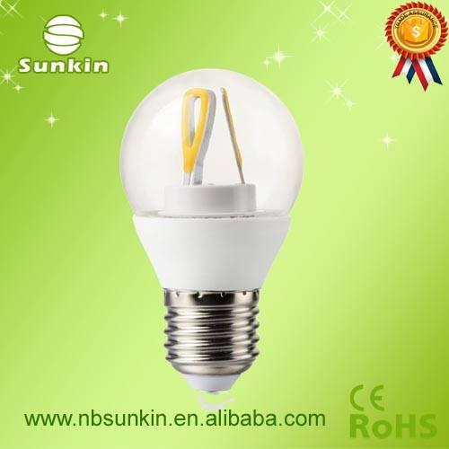 High Quality LED filament bulb 5W7W8W Wholesale led filament bulb light E27 E14 B22 dimmable Led lig