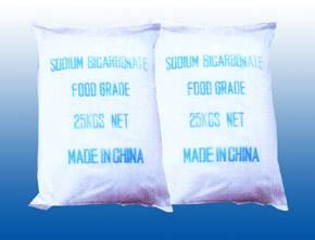 Sodium Bicarbonate food grade(NaHCO3)