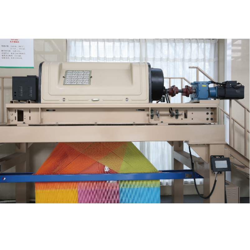 Electronic jacquard for shuttle-less loom