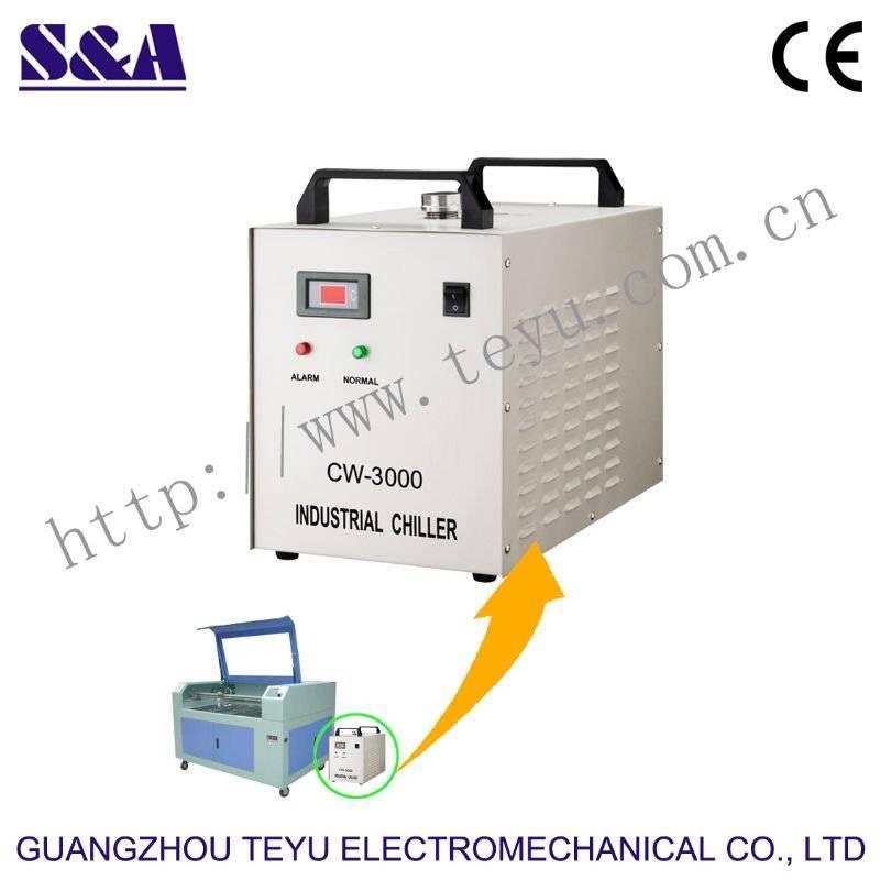 CW-3000AG-Metal laser engraving machine portable water chiller