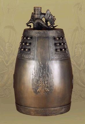 Temple Bell(Sangwonsa Bell)