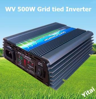 Grid Tied Inverter 500W/300W 22-60VDC