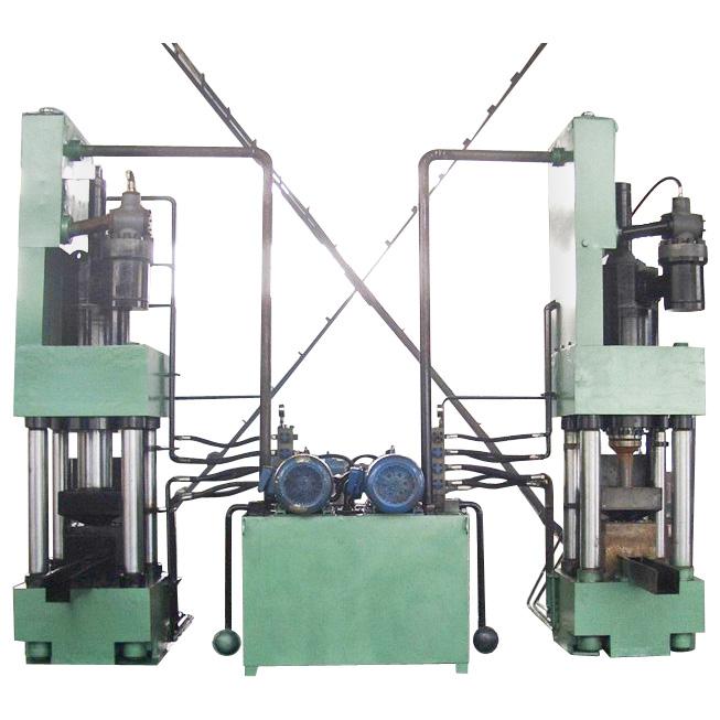 Aluminum Copper Shaving Briquette Press Machine with factory supply