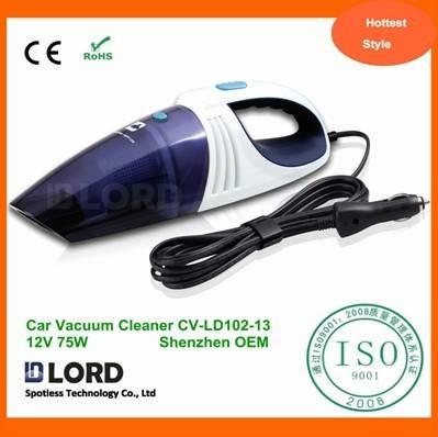 Portable DC Car Vacuum Cleaner