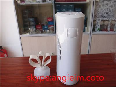 refillable aroma dispenser automatic aerosol dispenser fan fragrance machine liquid perfume