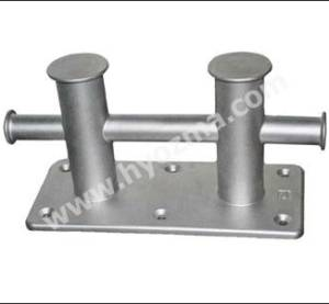 Precision Casting for Cable Pile with 304 Stainless Steel (HY-MH-019)