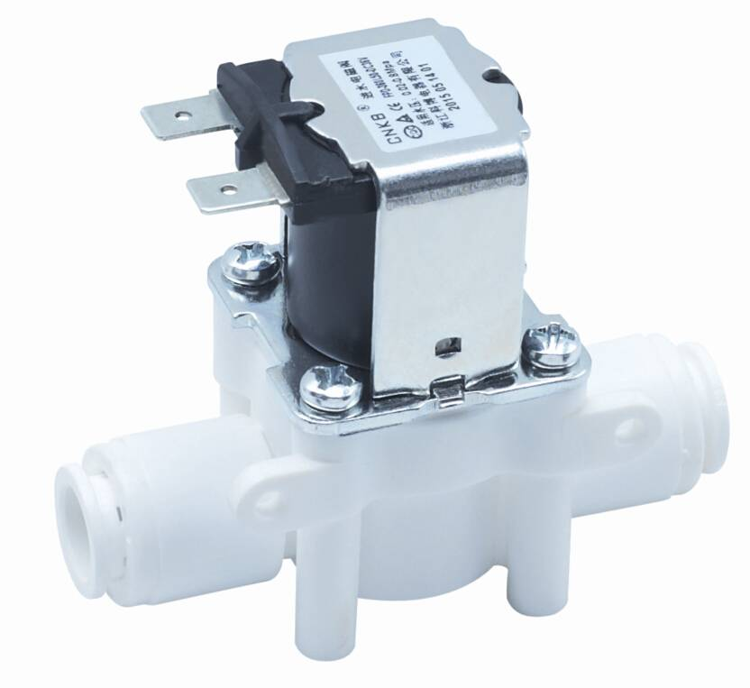 3/8 Quick connect solenoid valve