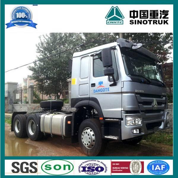 Brand New China 10 Wheels HOWO Tractor Trucks