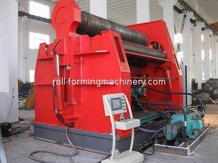 Wind Tower Plate Bending Machine