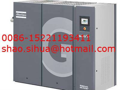 Atlas Copco Oil Injected Screw Air Compressor, Compressor, Air Compressor (GA30+ GA37+ GA45+ GA55+ G