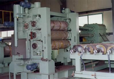 PVC Calender Machine Line