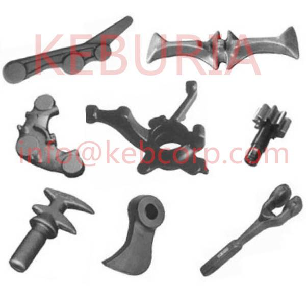 die forging products heat forging casting