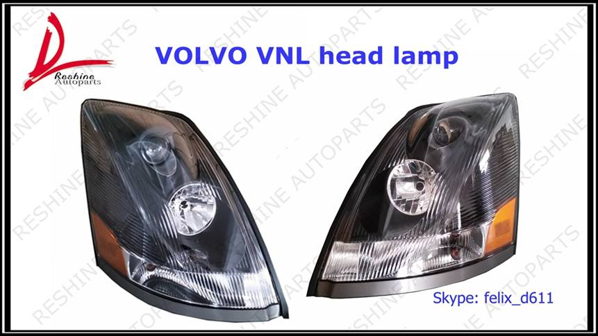 Head Lamp for VOLVO VNL volvo truck auto spare parts