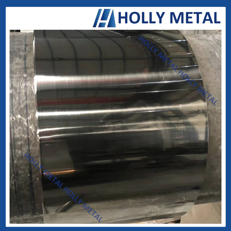 Cold Rolled Stainless Steel Coil 201 BA Surface