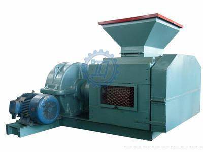 Desulfurization gypsum ball press machine