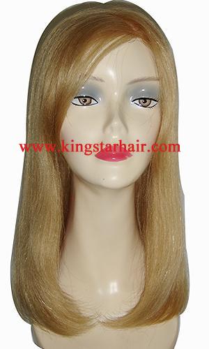 High quality european hair jewish wigs