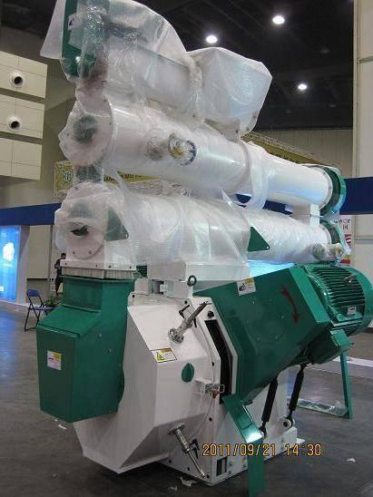 Ring Die Pellet Extruder Machine 0086-15238020768