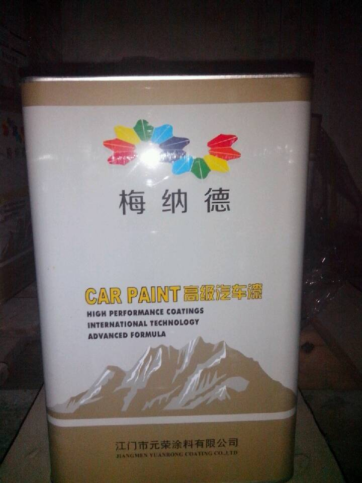 Supplier of 2k pure-color paint