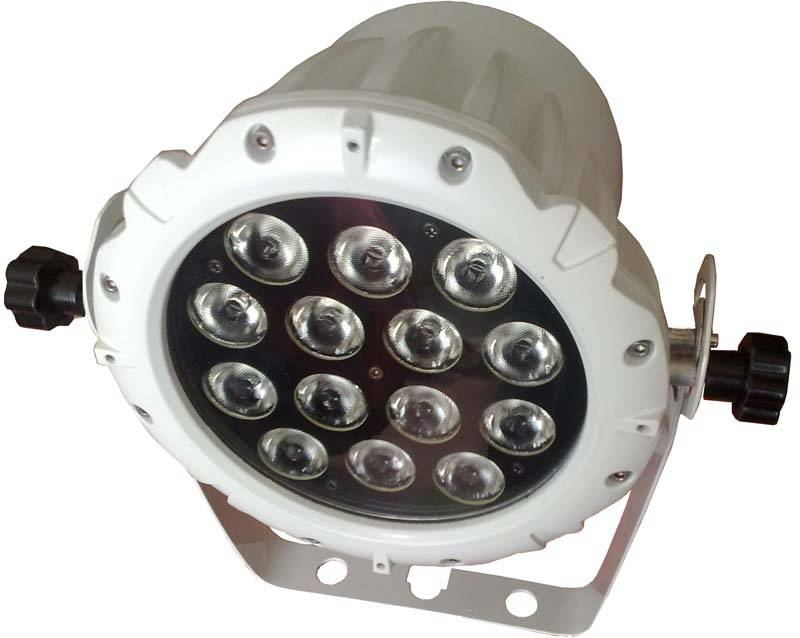 143W RGB 3-in-1 Tri-color outdoor waterproof led par stage light IP67