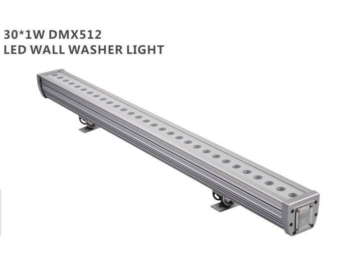 30X1W DMX512 LED Wall Washer Light