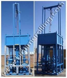 15000psi Anti-sulphur Desander System