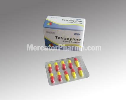 Tetracycline Capsules