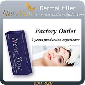 Hyaluronic Acid Dermal Filler Injection HA Dermal filler
