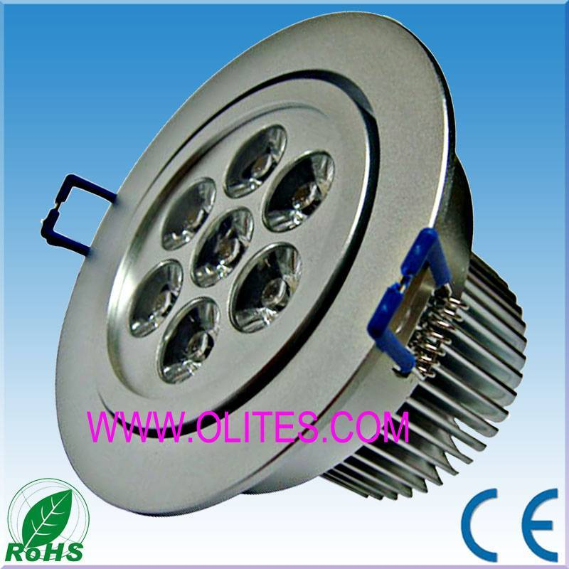 71W High Power LED Downlight