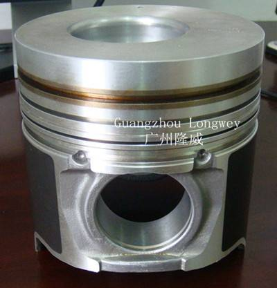 Auto parts piston 4HE1 isuzu