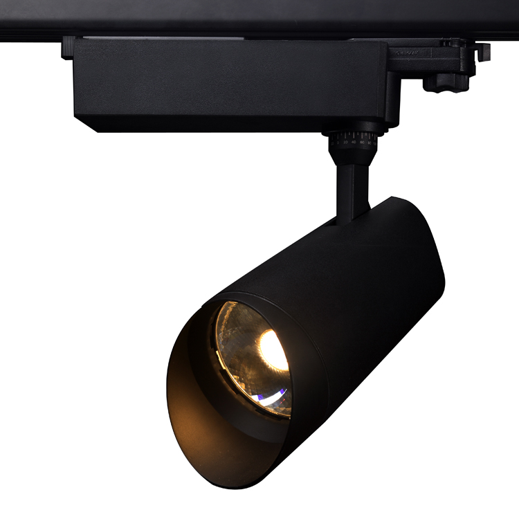 High product and good price 110lm/w LED spot track light