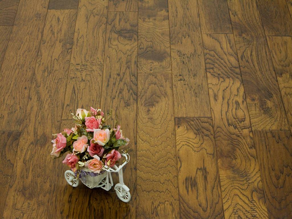 Hickory-Autumn Hardwood Flooring