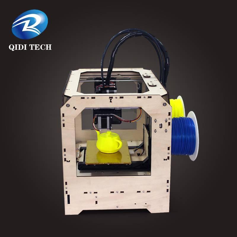 2014 Top 3D Printer for Sale, dual nozzle 3-d printer, Printer 3D