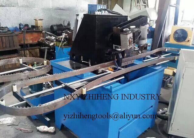 band saw grinding machine