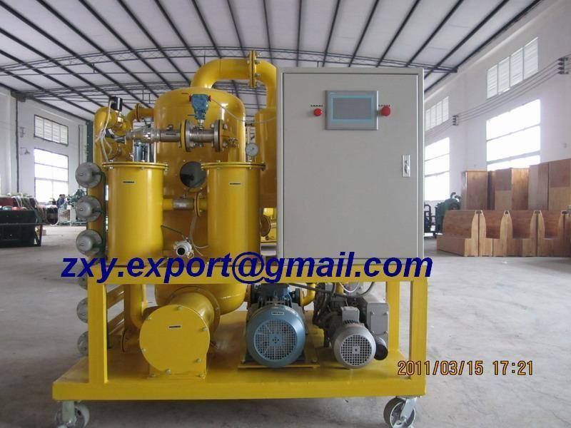 Insulating Oil Filtration, Dielectric Oil Purification, Transformer Oil Treatment Plant