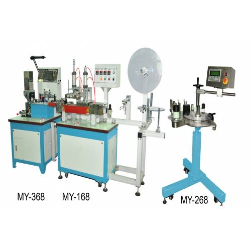 Automaice continousl labeling machine