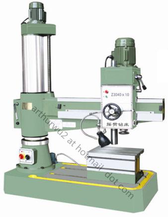 Z3035 Radial Drilling Machine