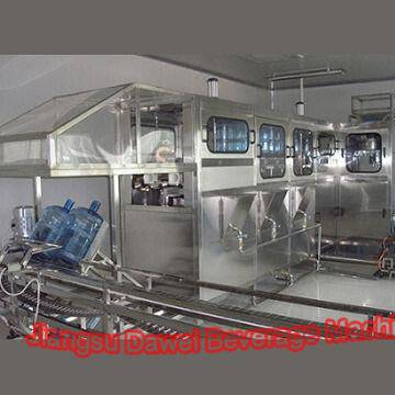 5 Gallon Water Filling Machine line ( Turnkey project)