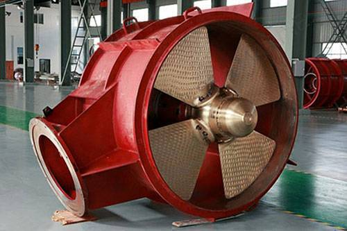 Marine Bow Thruster/ Tunnel Thruster