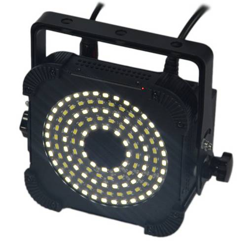 LED Strobe Par Light (120X0.5W,5 zones)