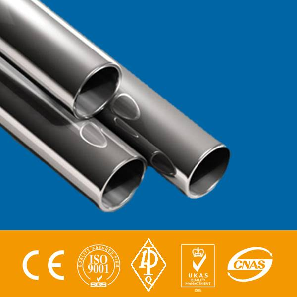 SS304/316 seamless steel pipe/tube