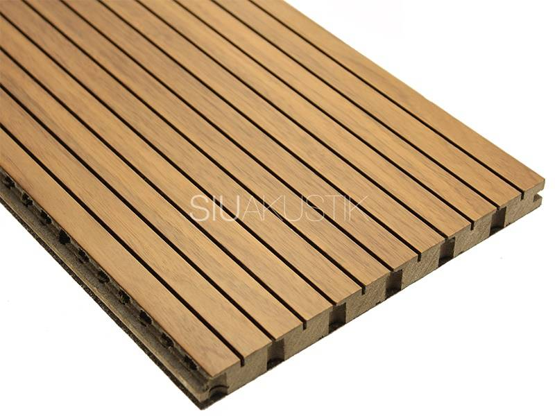 Wooden acoustic panel 13/3