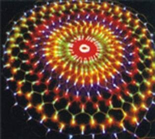 Sell LED christmas lights icicle lights decotative lights