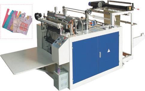 HTR-Series Heat-sealing & cutting Bag Making Machine