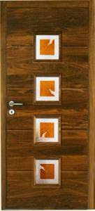 exempt painting door