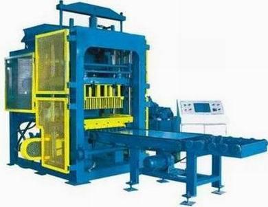 JL4-15 hollow block making machine
