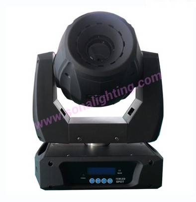 75w Spot Led Moving Head Stage Light