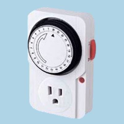 24 Hours Mechanical Timer Switch