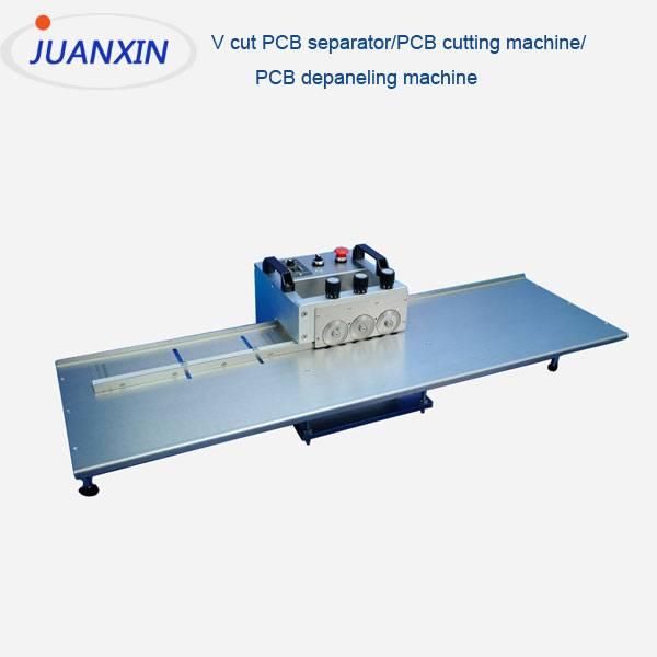 V cut pcb separator, pcb cutting machine, pcb depaneling machine