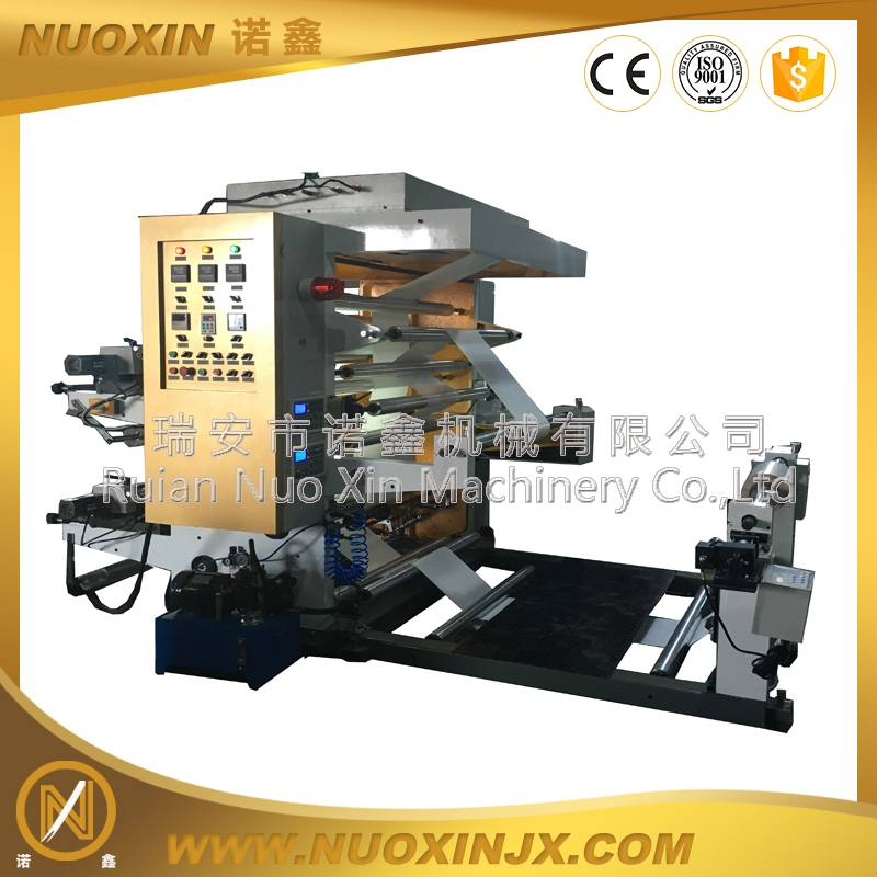 NX-2800 2 color High Speed Flexographic Printing Machine