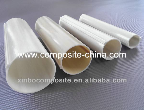 Supply Fiberglass tubes,Fiberglass pultrusion tubes,Low Thermal Insulation Coefficient tubes
